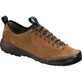 Arc'teryx M's Acrux SL Leather Approach Shoes Elk/Black